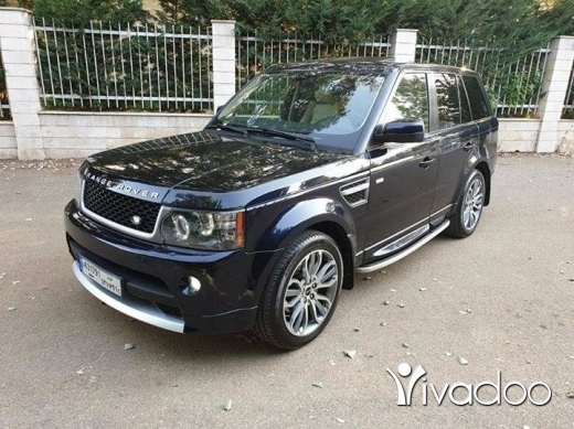 Rover in Zahleh - Range rover sport hse model 2006 look 2012 full autobiography سوبر نضيف ومميز ولون مميز ما بدو ليره