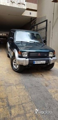 Mitsubishi in Beirut City - Pajero 96 full