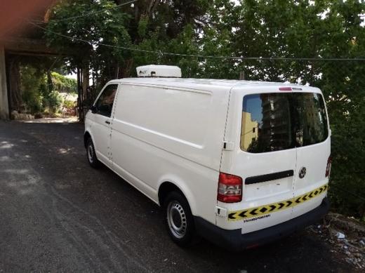 Volkswagen in Al Bahsas - Volkswagen transporter 2013 for sale