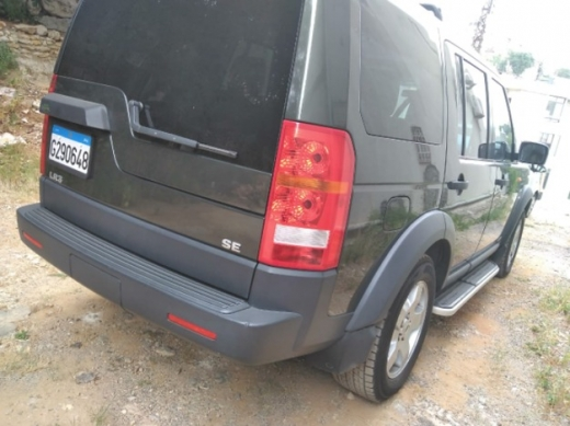 Land Rover in Ajaltoun - LR3 model 2005 for sale