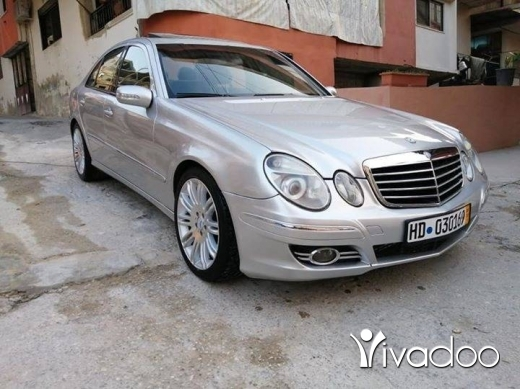 Mercedes-Benz in Deir Ammar - مرسادس بنز 320 مودال 2003 لوك 2008 انقاد قلب اسود للبيع او موقايضة