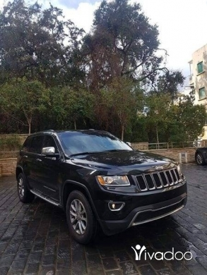 Jeep in Port of Beirut - JEEP Grand Cherokee v6