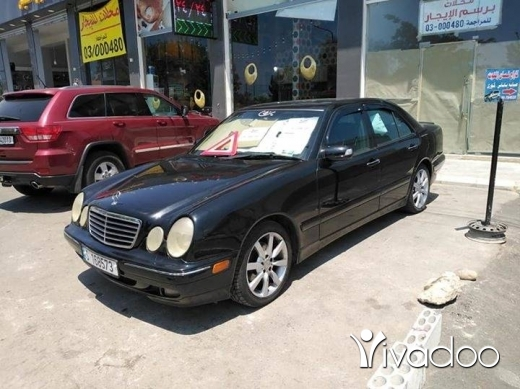 Mercedes-Benz in Saida - Mercedes benz E320 model 99
