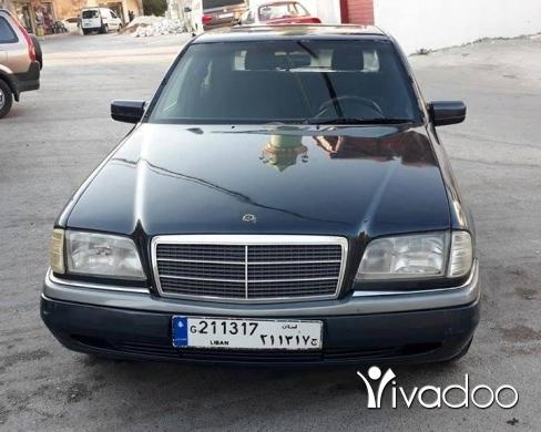 Mercedes-Benz in Port of Beirut - C 180 1996