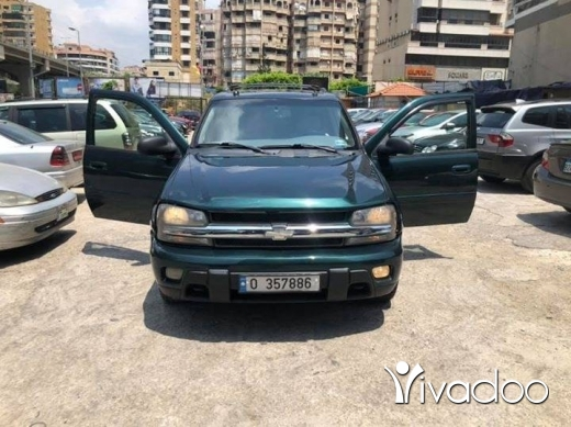 Chevrolet in Beirut City - trail blazer 2005 full