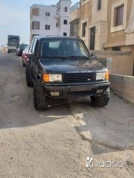 Rover in Barja - new rang rover