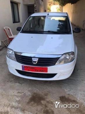 Dacia in Jdeidet el-Chouf - Dacia model 2011