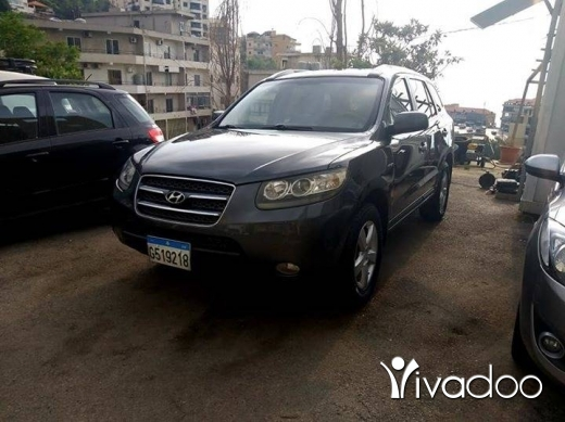 Hyundai in Beirut City - santafe mod 2008 6 cylinders 7 seater