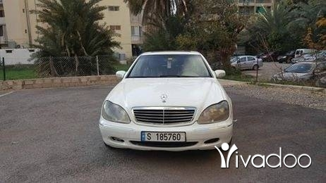 Mercedes-Benz in Ain el-Remmaneh - مرسيدس ٣٢٠ موديل ٢٠٠٢