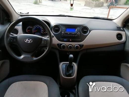 Hyundai in Deir Ammar - هونداي كرند i10 مودال 2016 انقاد للبيع او موقايضة