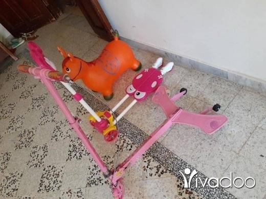 Baby Toys in Tripoli - مستعملين كلون للبيع بي 40 الف للجادين فقط 71542780