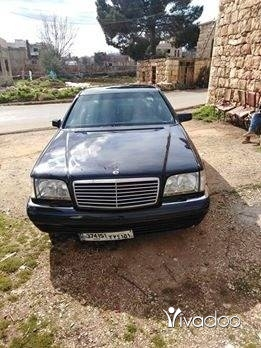 Mercedes-Benz in Tripoli - مرسيدس شبح 97