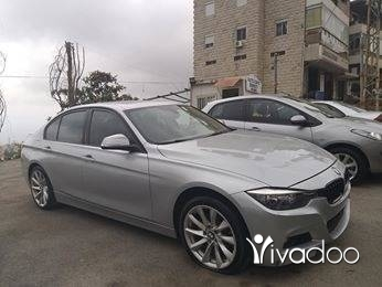 BMW in Mtaileb - BMW 328 mod 2013 4 cylinders turbo full options