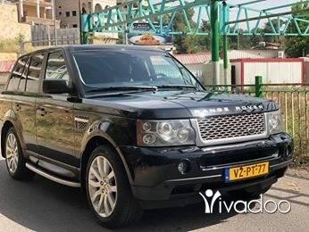 Rover in Bhamdoun - Rang rover