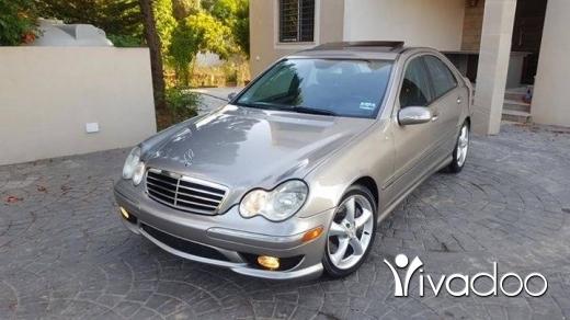 Mercedes-Benz in Nabatyeh - Benz c230 kompressor mod 2005 ٤سلندر tel 70882028