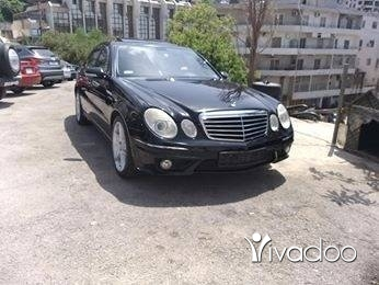 Mercedes-Benz in Mtaileb - Mercedes e350 mod 2006 kher2it lnadafe look amg