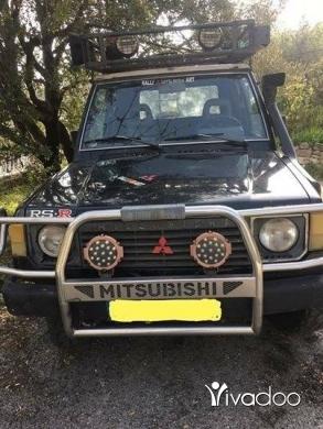 Mitsubishi in A'aba - MItsubishi