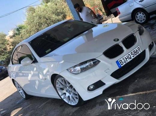 BMW in Sarafande - E92 2010 ajnabeye