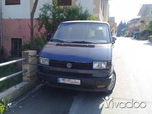 Vans in Halba - فان فولز فاكن ٩٦ بحالة جيدة