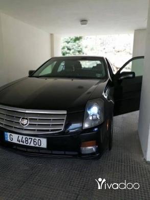 Cadillac in Beirut City - cadillac cts