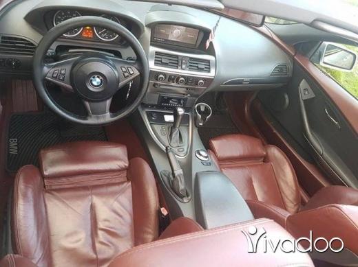 BMW in Rayak - bmw 645i model 2004 special edition