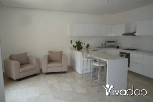 Apartments in Achrafieh - Furnished apartment for rent in Achrafieh with parking