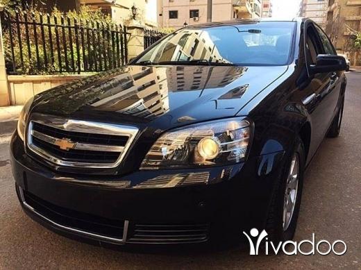Chevrolet in Tripoli - شيفروليه كابرس موديل ٢٠١٠ شركه لبنانيه