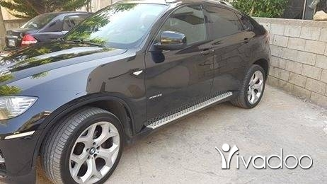 BMW in Beirut City - X6 look m fulloption kil zawyd fie kteer ndif l jeeb