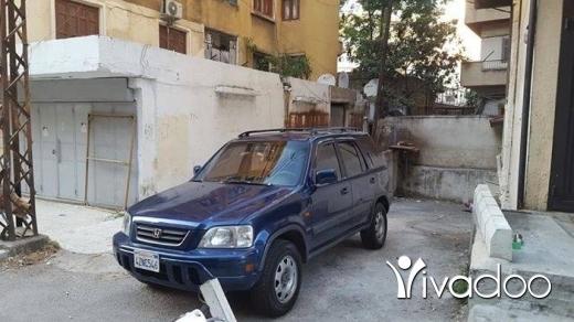 Honda in Zahrieh - للبيع هوندا crv موديل98 /
