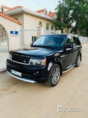 Rover in Zahleh - Range rover sport hse model 2006 look 2012