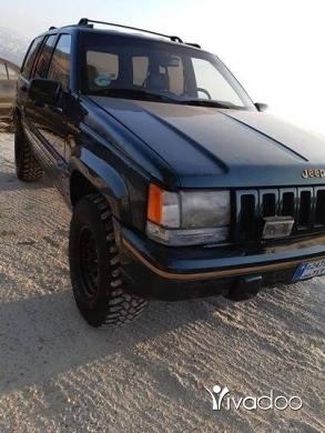 Jeep in Bsaba - Jeep cheroke v8 1993