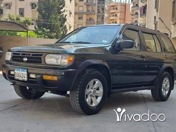 Nissan in Tripoli - Pathfinder 1998