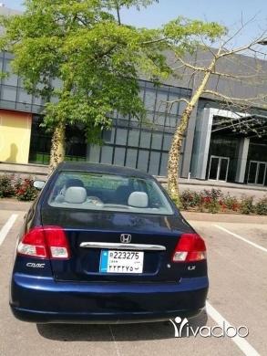 Honda in Saida - هوندا سيفيك أوتوماتيك 2003 للبيع