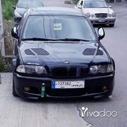 BMW in Halba - بي ام نيوبوي مودال2000