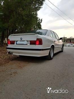 BMW in Tripoli - 525 model 89