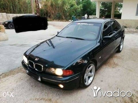 BMW in Tripoli - bwm 528 moudel 96
