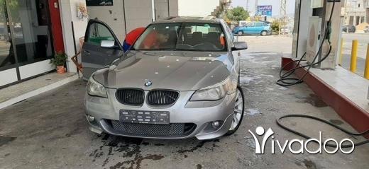 BMW in Nabatyeh - 525 full look