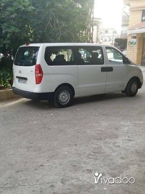 Vans in Akkar el-Atika - Hyundai H1 2010