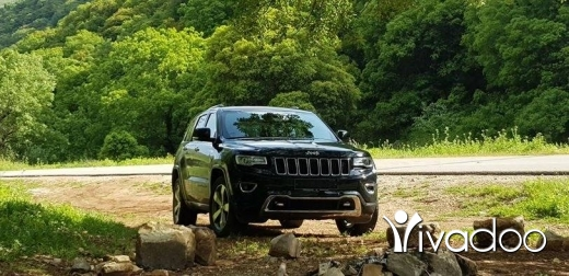 Jeep in Port of Beirut - Grand cherokee overland v8 2014