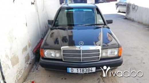 Mercedes-Benz in Akkar el-Atika - 190مرسادس