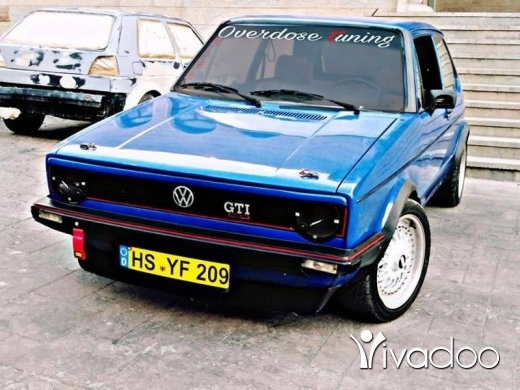 Volkswagen in Port of Beirut - Golf