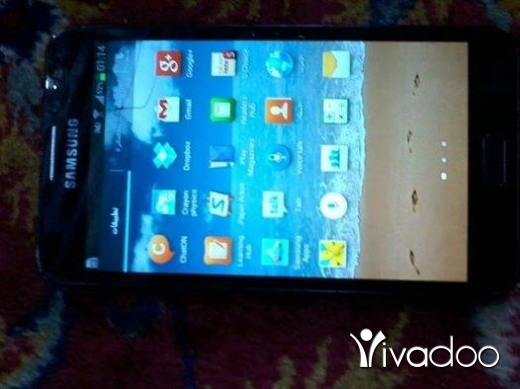 Samsung in Tripoli - تلفون Samsung note نضيف ما في ولا عطل