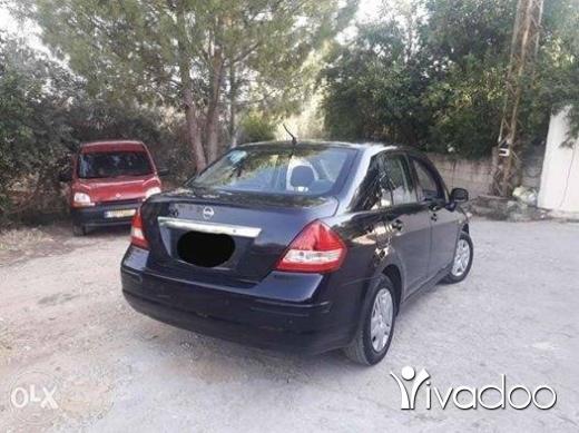 Nissan in Dahr el-Ain - nissan tida 2012