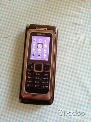 Nokia in Port of Beirut - Nokia E90 cominicator