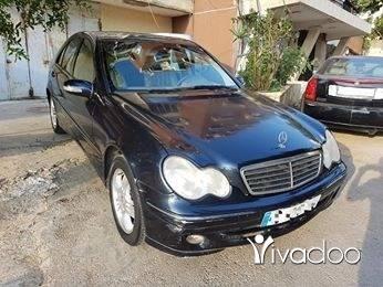 Mercedes-Benz in Khalde - Mercedes c240 2005