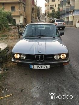 BMW in Zgharta - Bmw 520 hdede dhen jded