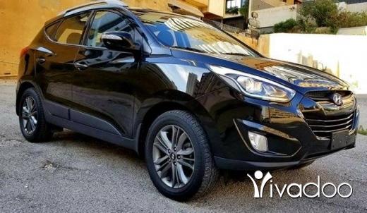 Hyundai in Beirut City - Amazing Hyundai Tucson 2014