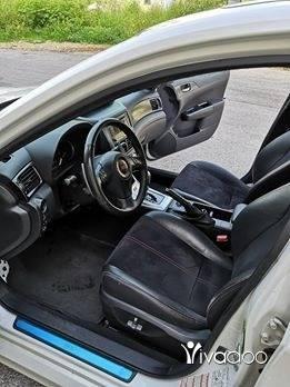Subaru in Beirut City - Subaru