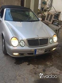 Mercedes-Benz in Tripoli - Mercedes clk 320 model 2001