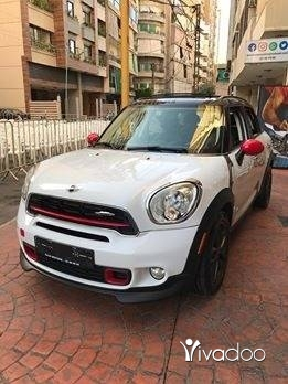 Mini in Beirut City - Mini Cooper Countryman S 2011